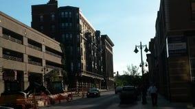 Construção de Kansas City imagens de stock