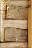 Construção de madeira Fotografia de Stock Royalty Free