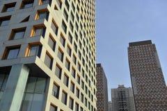 Construção de Morden no Pequim Imagem de Stock