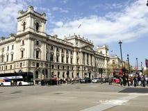 Construção de MRC em Westminster, Londres, Reino Unido Fotografia de Stock Royalty Free