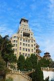 Construção de Nanxun do xuecun do jimei de Xiamen Foto de Stock Royalty Free