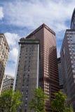 Construção de Pittsburgh Fotografia de Stock Royalty Free