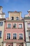 Construção de Poznan Fotos de Stock Royalty Free