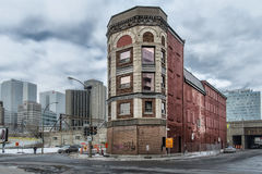 A construção de Rodier Foto de Stock Royalty Free