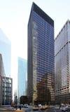 Construção de Seagram - New York Foto de Stock