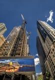 Construção de Sydney CBD Foto de Stock Royalty Free
