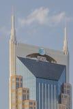 Construção de AT&T Imagem de Stock