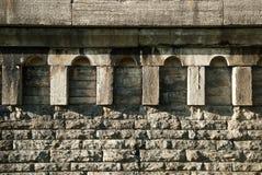 Construção de tijolo Imagens de Stock Royalty Free
