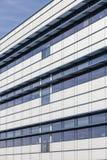 Construção de vidro moderna, exterior do escritório Fotografia de Stock