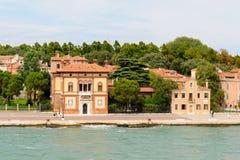 Construção de Villino Canonica Imagens de Stock Royalty Free