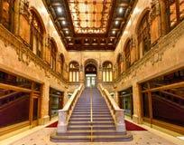 Construção de Woolworth - New York fotografia de stock royalty free