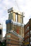 Construção do arranha-céus Fotografia de Stock Royalty Free