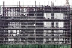 Construção do arranha-céus Foto de Stock Royalty Free