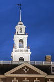 Construção do Capitólio do estado de Delaware em Dôvar foto de stock royalty free