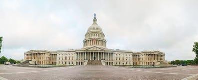 Construção do Capitólio do Estados Unidos em Washington, C.C. Fotos de Stock Royalty Free