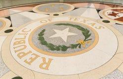 A construção do Capitólio em Austin Texas foto de stock royalty free