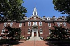 Construção do Capitólio do estado de Delaware em Dôvar imagens de stock royalty free