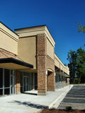 Construção do centro comercial Imagem de Stock Royalty Free