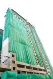 Construção do condomínio Imagem de Stock