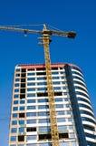 Construção do edifício Foto de Stock Royalty Free