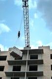 Construção do edifício Imagens de Stock