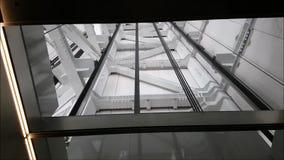 Construção do eixo de elevador filme