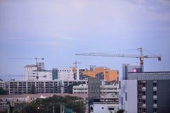Construção do encanamento Fotografia de Stock Royalty Free