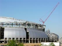Construção do estádio - escolha Imagem de Stock