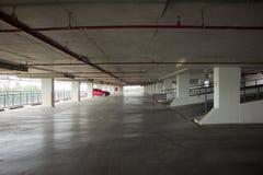 Construção do estacionamento do parque de Suandok fotografia de stock