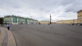 A construção do estado maior geral - uma construção histórica, é encontrada sobre Fotografia de Stock