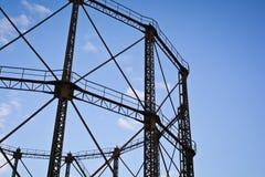 Construção do ferro Fotografia de Stock Royalty Free