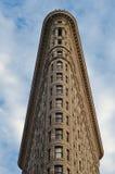 Construção do ferro de passar roupa em NYC Fotografia de Stock Royalty Free