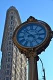 Construção do ferro de passar roupa, New York City Imagem de Stock Royalty Free