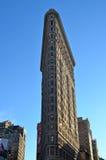 Construção do ferro de passar roupa, New York City, EUA Imagem de Stock Royalty Free