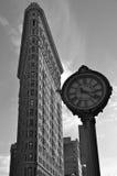Construção do ferro de passar roupa, NYC, EUA Imagens de Stock Royalty Free