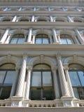 Construção do ferro fundido, SoHo, New York City Imagens de Stock Royalty Free