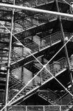 Construção do fragmento do centro Georges Pompidou Fotos de Stock Royalty Free