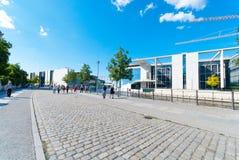 Construção do governo em Berlim imagem de stock royalty free