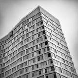 Construção do hotel da qualidade de Malmo Hyllie imagem de stock royalty free