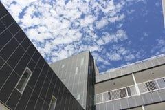 Construção do hotel no balige Imagem de Stock