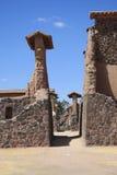 Construção do Inca Imagem de Stock Royalty Free