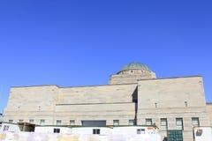 Construção do memorial de guerra Imagem de Stock