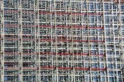 Construção do metal. Fotografia de Stock Royalty Free