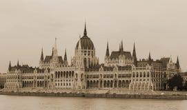 Construção do parlamento Foto de Stock Royalty Free