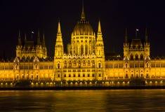 Construção do parlamento Imagens de Stock Royalty Free