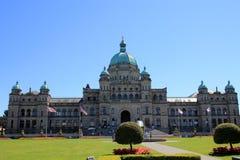 A construção do parlamento Fotografia de Stock