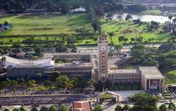 Construção do parlamento de Kenya fotos de stock royalty free