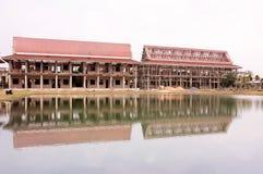 Construção do templo Imagem de Stock