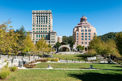 Construção do tribunal & da cidade Imagem de Stock Royalty Free