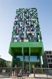Construção dos confetes da casa em Uithof Utrecht Fotografia de Stock Royalty Free
